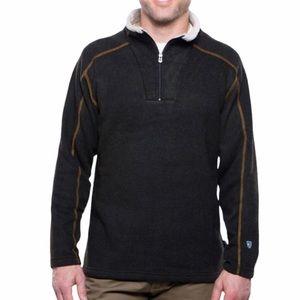 Kuhl Men's Europa 1/4 Zip Pullover Sweater
